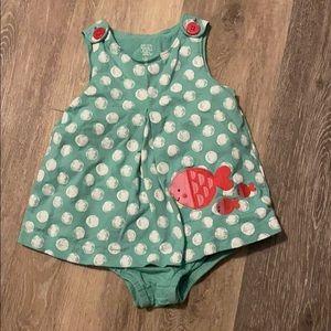 Carter's 12 months girls onesie